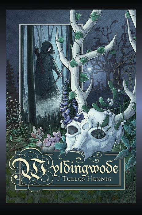 cover of WYLDINGWODE